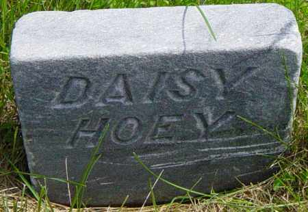 HOEY, DAISY - Lincoln County, South Dakota | DAISY HOEY - South Dakota Gravestone Photos