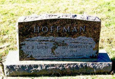 HOFFMAN, DOROTHY A - Lincoln County, South Dakota | DOROTHY A HOFFMAN - South Dakota Gravestone Photos
