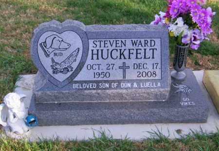 HUCKFELT, STEVEN WARD - Lincoln County, South Dakota | STEVEN WARD HUCKFELT - South Dakota Gravestone Photos
