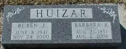 HUIZAR, BARBARA KAY - Lincoln County, South Dakota | BARBARA KAY HUIZAR - South Dakota Gravestone Photos