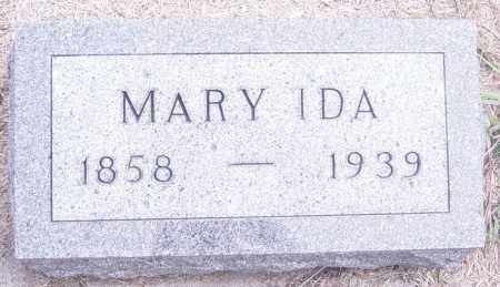 HUNT, MARY IDA - Lincoln County, South Dakota | MARY IDA HUNT - South Dakota Gravestone Photos