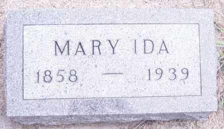 HUNT, MARY IDA - Lincoln County, South Dakota   MARY IDA HUNT - South Dakota Gravestone Photos