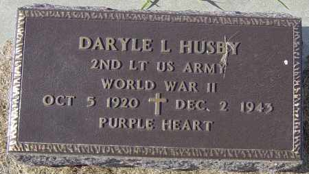 HUSBY, DARYLE L - Lincoln County, South Dakota | DARYLE L HUSBY - South Dakota Gravestone Photos