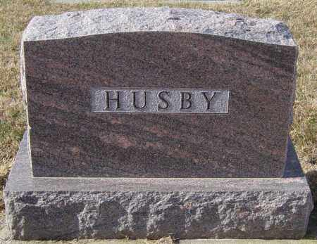HUSBY FAMILY MEMORIAL, INGWALD - Lincoln County, South Dakota   INGWALD HUSBY FAMILY MEMORIAL - South Dakota Gravestone Photos