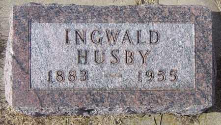 HUSBY, INGWALD - Lincoln County, South Dakota | INGWALD HUSBY - South Dakota Gravestone Photos