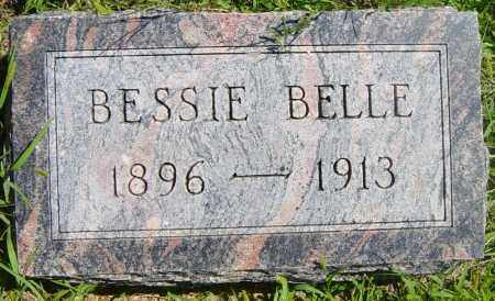 HUSMAN, BESSIE BELLE - Lincoln County, South Dakota | BESSIE BELLE HUSMAN - South Dakota Gravestone Photos