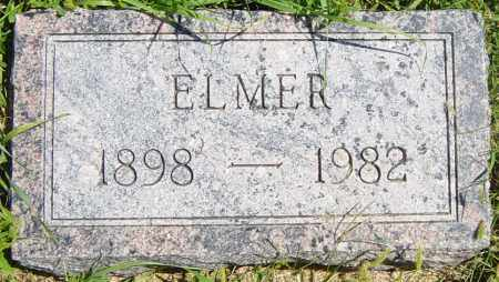 HUSMAN, ELMER - Lincoln County, South Dakota | ELMER HUSMAN - South Dakota Gravestone Photos
