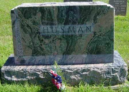 HUSMAN FAMILY MEMORIAL, RICHARD - Lincoln County, South Dakota | RICHARD HUSMAN FAMILY MEMORIAL - South Dakota Gravestone Photos