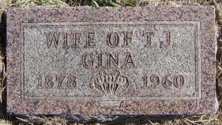 HUXTABLE, GINA - Lincoln County, South Dakota | GINA HUXTABLE - South Dakota Gravestone Photos
