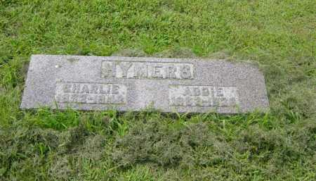 HYMERS, CHARLIE - Lincoln County, South Dakota | CHARLIE HYMERS - South Dakota Gravestone Photos