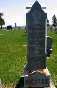 INGALLS, ELIZABETH - Lincoln County, South Dakota   ELIZABETH INGALLS - South Dakota Gravestone Photos