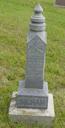 INGHAM, SCOTT W - Lincoln County, South Dakota | SCOTT W INGHAM - South Dakota Gravestone Photos