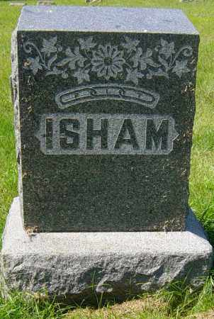 ISHAM, FAMILY MEMORIAL - Lincoln County, South Dakota | FAMILY MEMORIAL ISHAM - South Dakota Gravestone Photos