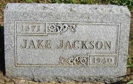 JACKSON, JAKE - Lincoln County, South Dakota | JAKE JACKSON - South Dakota Gravestone Photos