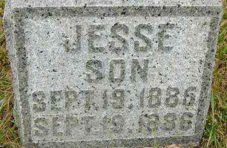 JACKSON, JESSE - Lincoln County, South Dakota | JESSE JACKSON - South Dakota Gravestone Photos