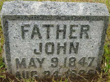 JACKSON, JOHN - Lincoln County, South Dakota | JOHN JACKSON - South Dakota Gravestone Photos