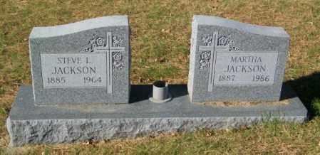 JACKSON, MARTHA - Lincoln County, South Dakota   MARTHA JACKSON - South Dakota Gravestone Photos