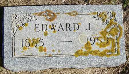 JACOBS, EDWARD J - Lincoln County, South Dakota   EDWARD J JACOBS - South Dakota Gravestone Photos