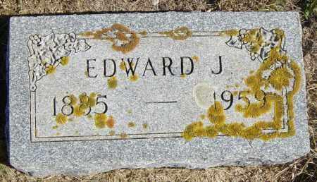 JACOBS, EDWARD J - Lincoln County, South Dakota | EDWARD J JACOBS - South Dakota Gravestone Photos