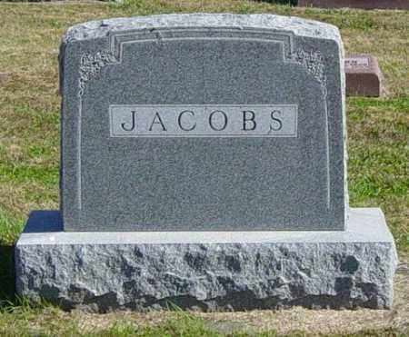 JACOBS FAMILY MEMORIAL, EDWARD - Lincoln County, South Dakota | EDWARD JACOBS FAMILY MEMORIAL - South Dakota Gravestone Photos
