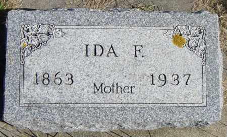 JACOBS, IDA F - Lincoln County, South Dakota | IDA F JACOBS - South Dakota Gravestone Photos