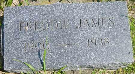 JAMES, FREDDIE - Lincoln County, South Dakota | FREDDIE JAMES - South Dakota Gravestone Photos