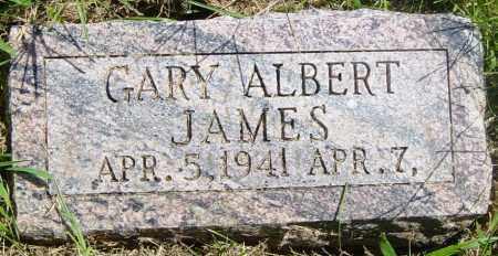 JAMES, GARY ALBERT - Lincoln County, South Dakota | GARY ALBERT JAMES - South Dakota Gravestone Photos