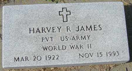 JAMES, HARVEY R - Lincoln County, South Dakota | HARVEY R JAMES - South Dakota Gravestone Photos