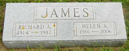 JAMES, HELEN A - Lincoln County, South Dakota | HELEN A JAMES - South Dakota Gravestone Photos