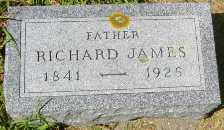 JAMES, RICHARD - Lincoln County, South Dakota | RICHARD JAMES - South Dakota Gravestone Photos