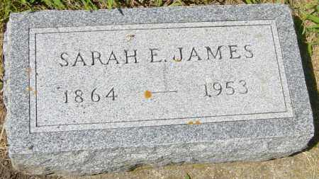 JAMES, SARAH E - Lincoln County, South Dakota | SARAH E JAMES - South Dakota Gravestone Photos