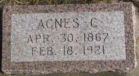 JENNEWEIN, AGNES C. - Lincoln County, South Dakota | AGNES C. JENNEWEIN - South Dakota Gravestone Photos