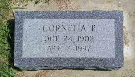 JENSEN, CORNELIA P - Lincoln County, South Dakota | CORNELIA P JENSEN - South Dakota Gravestone Photos