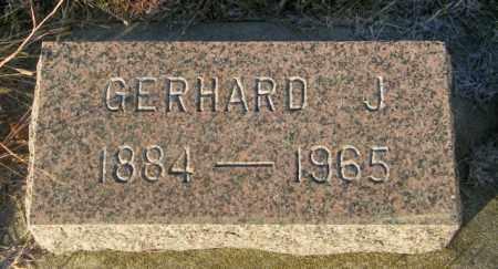JENSEN, GERHARD J - Lincoln County, South Dakota | GERHARD J JENSEN - South Dakota Gravestone Photos