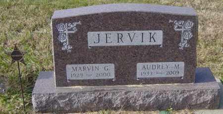 JERVIK, AUDREY M - Lincoln County, South Dakota   AUDREY M JERVIK - South Dakota Gravestone Photos