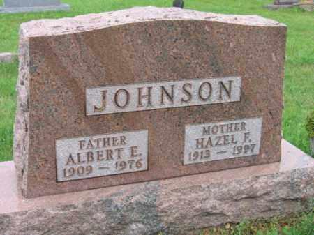 JOHNSON, ALBERT E - Lincoln County, South Dakota | ALBERT E JOHNSON - South Dakota Gravestone Photos