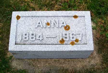 JOHNSON, ANNA - Lincoln County, South Dakota | ANNA JOHNSON - South Dakota Gravestone Photos