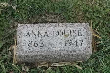 JOHNSON, ANNA LOUISE - Lincoln County, South Dakota | ANNA LOUISE JOHNSON - South Dakota Gravestone Photos