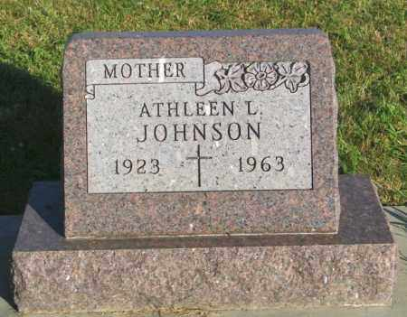 JOHNSON, ATHLEEN L. - Lincoln County, South Dakota | ATHLEEN L. JOHNSON - South Dakota Gravestone Photos