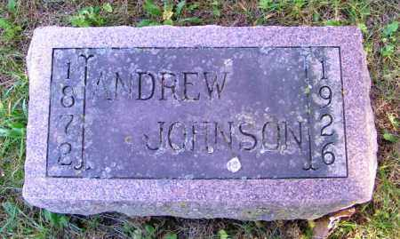 JOHNSON, ANDREW - Lincoln County, South Dakota | ANDREW JOHNSON - South Dakota Gravestone Photos