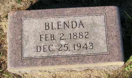 JOHNSON, BLENDA - Lincoln County, South Dakota | BLENDA JOHNSON - South Dakota Gravestone Photos