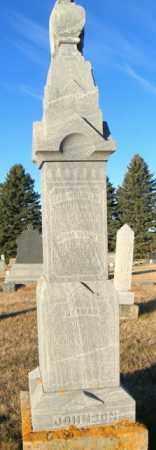JOHNSON, CARL WILLHEIM - Lincoln County, South Dakota | CARL WILLHEIM JOHNSON - South Dakota Gravestone Photos