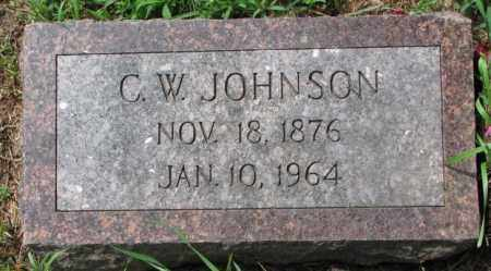 JOHNSON, C.W. - Lincoln County, South Dakota | C.W. JOHNSON - South Dakota Gravestone Photos