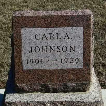 JOHNSON, CARLA - Lincoln County, South Dakota   CARLA JOHNSON - South Dakota Gravestone Photos