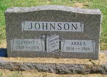 JOHNSON, CLARENCE C. - Lincoln County, South Dakota | CLARENCE C. JOHNSON - South Dakota Gravestone Photos