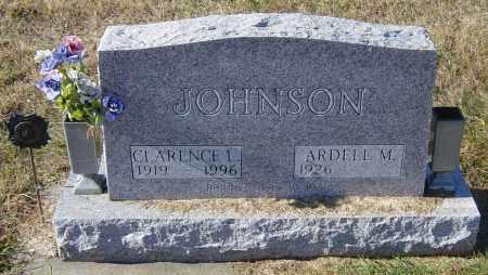 JOHNSON, ARDELL M - Lincoln County, South Dakota | ARDELL M JOHNSON - South Dakota Gravestone Photos