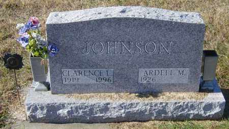 LIEN JOHNSON, ARDELL M - Lincoln County, South Dakota | ARDELL M LIEN JOHNSON - South Dakota Gravestone Photos