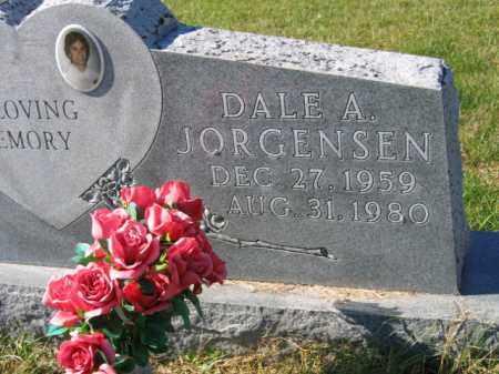 JOHNSON, DALE A - Lincoln County, South Dakota | DALE A JOHNSON - South Dakota Gravestone Photos