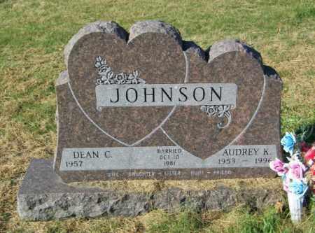 JOHNSON, AUDREY K. - Lincoln County, South Dakota | AUDREY K. JOHNSON - South Dakota Gravestone Photos