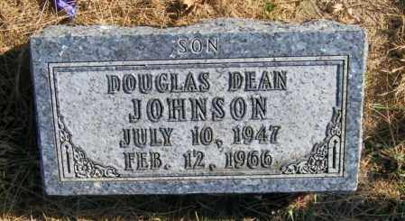 JOHNSON, DOUGLAS DEAN - Lincoln County, South Dakota | DOUGLAS DEAN JOHNSON - South Dakota Gravestone Photos